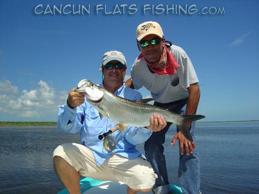 Cancun flats for Cancun fishing seasons