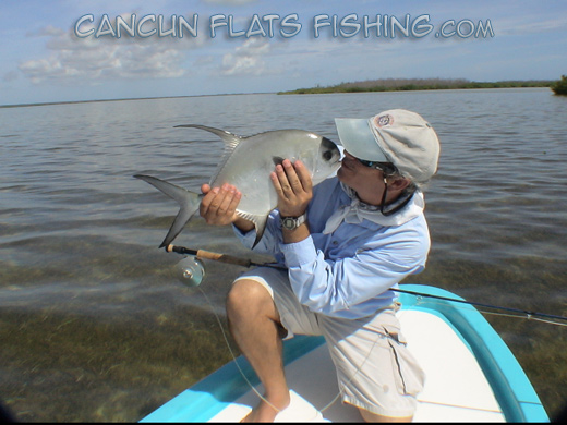 Cancun flats for Cancun fishing trips