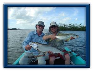 Cancun flats fishing fly fishing charters in cancun and for Cancun fishing seasons